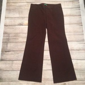 ⭐Lilly Pulitzer Palm Beach Fit 12 Brown Pants